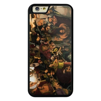 Phone case for iPhone 5/5s/SE One Piece17 Anime cover for Apple iPhone SE - intl Price Philippines