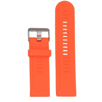 For Garmin fenix3 Strap Universal D2 / Fenix / Fenix2 / Fenix3 / Fenix3 HR(Orange) - intl Price Philippines