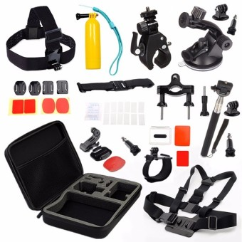 Harga Accessories Kit for Go-pro (Multicolor)