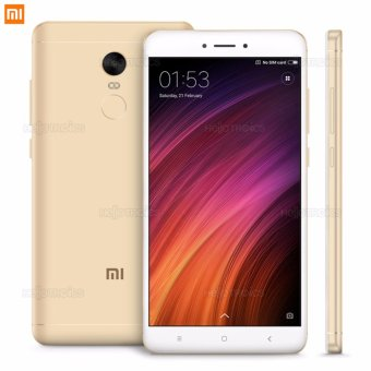 Xiaomi Redmi Note 4X 4GB RAM 64GB ROM (Champagne Gold) Price Philippines