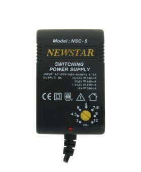 Newstar NSC-5 Switching Power Supply 900mA Price Philippines