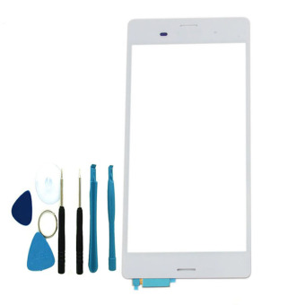 New OEM Touch Screen Digitizer Parts Replace Glass Tools for Sony Xperia Z3 Price Philippines