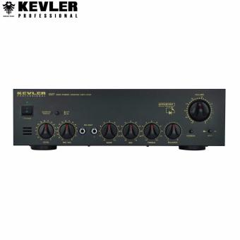 Kevler GX7 High Powered Amplifier 800W x 2 (Black) Price Philippines