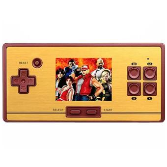 FC Compact Classic 8 Bit Game Portable Console Family Computer 600 Games (MAROON) Price Philippines