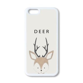 Hand-drawn TPU Soft Phone Case for Iphone 7 - intl Price Philippines