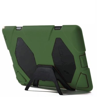 Harga Griffin Survivor Military Silicone Hard Case for iPad 2 /3 /4 (Army Green)