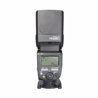 YONGNUO YN660 2.4GHz Flash Speedlite Wireless Transceiver Integrated for Canon Nikon Pentax Olympus DSLR Cameras - intl Price Philippines