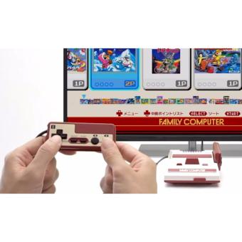 FC Mini Family Computer TV Game Player with Built-in 500 Different Games (Black) Price Philippines