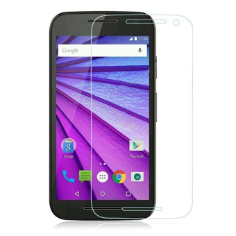 Harga 2x Tempered Glass Screen Protector For Motorola Moto G3 - Intl