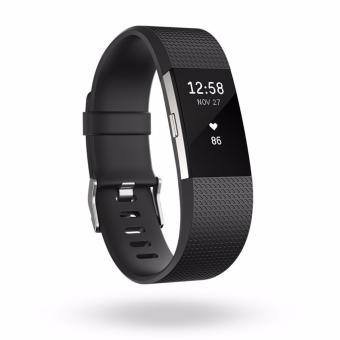 Harga Fitbit Charge 2 Heart Rate + Fitness Wristband