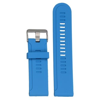 For Garmin fenix3 Strap Universal D2 / Fenix / Fenix2 / Fenix3 / Fenix3 HR(Blue) Price Philippines