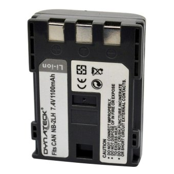 Harga Dynateck Digital Camera Battery for Canon NB-2LH (Black)