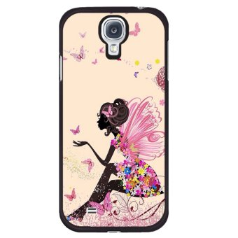Y&M Cell Phone Case For Samsung Galaxy Mega 6.3 Beautiful Butterflies Printed Cover (Multicolor) Price Philippines