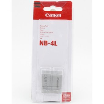 Harga Canon NB-4L Battery Pack