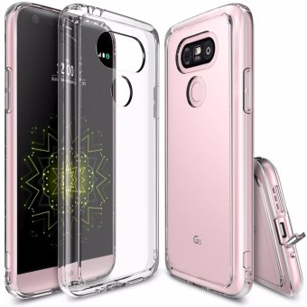 Harga Ringke Fusion TPU Bumper Cover Case for LG G5 (Clear)