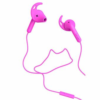 Harga Defunc Headphone Go Sport (Pink)