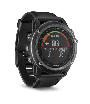 Garmin Fenix 3 HR Sapphire Multi-Sport Training GPS Watch English Version - Intl Price Philippines