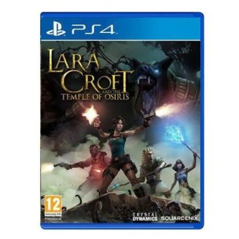 Square Enix Video Games: Lara Croft and Temple of Osiris for PS4 Price Philippines