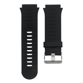 Harga For Garmin Forerunner 920XT Strap with Original Screws(Black)