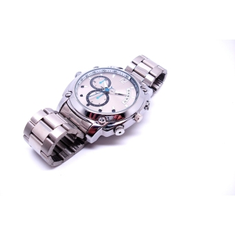 16GB HD 1080P Waterproof Spy Watch Camera with IR Night Vision Hidden Cam H2 Price Philippines