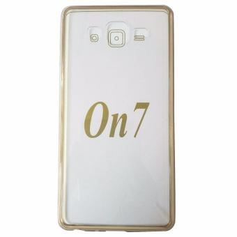 Jelly Case for Samsung Galaxy On7(Gold) Price Philippines