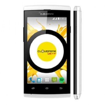 Cloudfone Ice 512MB (White) Price Philippines