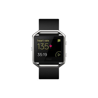 Harga Fitbit Blaze Smart Fitness Watch