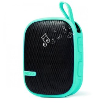 Harga Remax X2 Portable Bluetooth Speaker (Green)