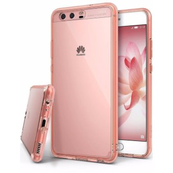 Harga Ringke Fusion Case for Huawei P10 (Rose Gold)