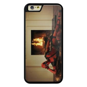 Phone case for iPhone 5/5s/SE Deadpool (3) cover for Apple iPhone SE - intl Price Philippines