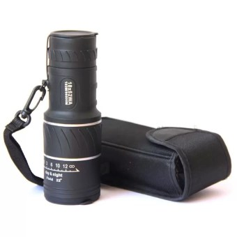 Outdoor Camping Telescope Handheld Day & Night Vision 16x52 HD Optical Monocular Hunting Hiking - intl Price Philippines