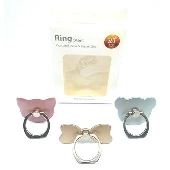 Harga Ring Stent Kickstand, Safe & Secure Grip For Phone (Set of 3)