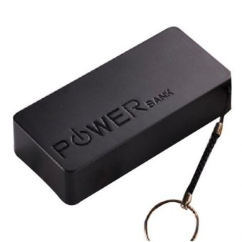 Harga Mini 5600mAh Powerbank (Black)