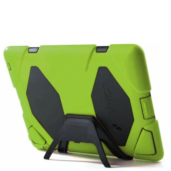 Harga Griffin Survivor Military Silicone Hard Case for iPad Mini 4 (Green)