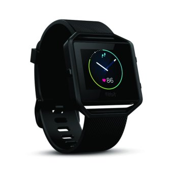 Fitbit Blaze Special Edition GunMetal - Large (Black) Price Philippines