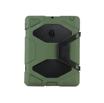 Harga Griffin Survivor Military Hard Case for iPad Mini 1 / 2 / 3 (Green)
