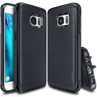 Harga Ringke Polyurethane Onyx Case for Samsung Galaxy S7 Edge (Navy)