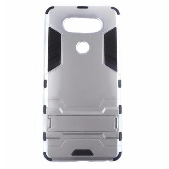 Robotic Hybrid Case with Stand for LG V20 (Silver) Price Philippines