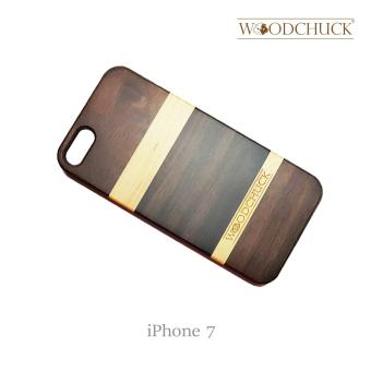 Woodchuck Ebony Wooden Phone Case (iPhone 7) (Brown) Price Philippines