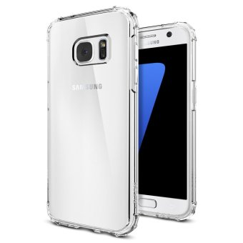SPIGEN Crystall Shell for Galaxy S7 (Crystal Clear) Price Philippines