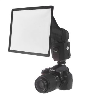 "Neewer Pro 6""X8"" Collapsible Softbox for Canon Nikon Sony Pentax Olympus Flash Price Philippines"