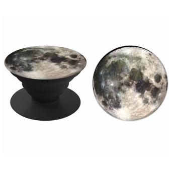Harga Moon and Back Popsockets (Black)