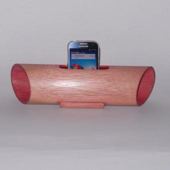 Harga Speaker Natural Look Bamboo (Light Pink)
