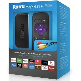 Harga Roku 3710RW Express+ Streaming Stick