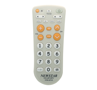 Harga Newstar Universal Multi-function Remote Controller NTR-Q7UO (Orange)