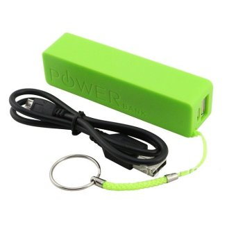Candy A5 2600mAh Power Bank (Green) Price Philippines