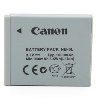 Harga Canon NB-6L Digital Camera Battery