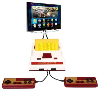 Family Computer FC 30 Aniversario Famicom For Nintendo W/ 100 Games Game Card - intl Price Philippines