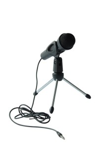 Harga Moonar Microphone Mic Sound Speech Studio Recording Shock Mount Black