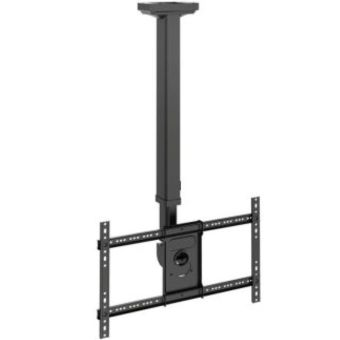 Harga NB black color LCD monitor and TV ceiling bracket mount holder T3260 for 32~60inch LCD or TV - intl